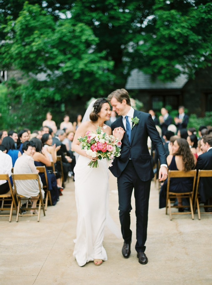 Blue Hill Wedding Flowers NY