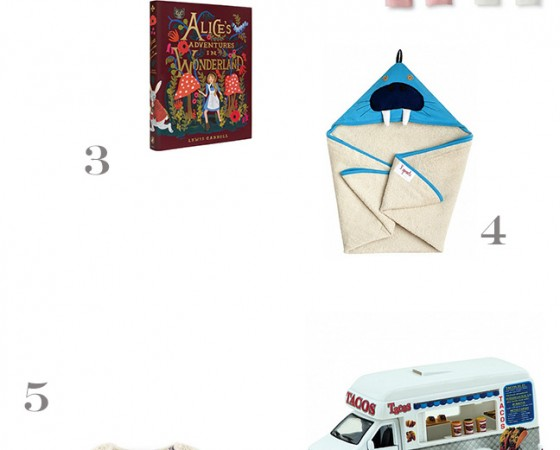 Kids holiday shopping guide