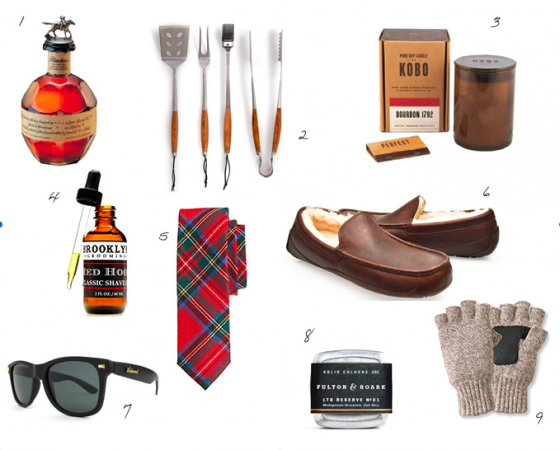 Men's Gift Guide and Ideas Christmas 2014