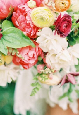 Poppies & Posies-Jen Huang Photography
