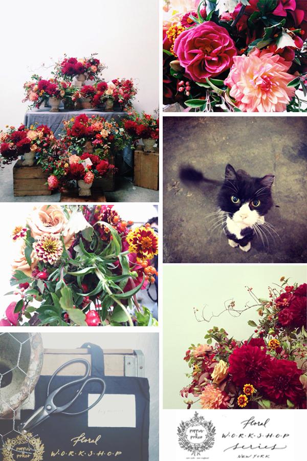 New York City Floral Workshop