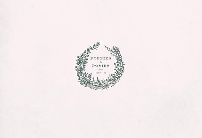 Branding Poppies & Posies