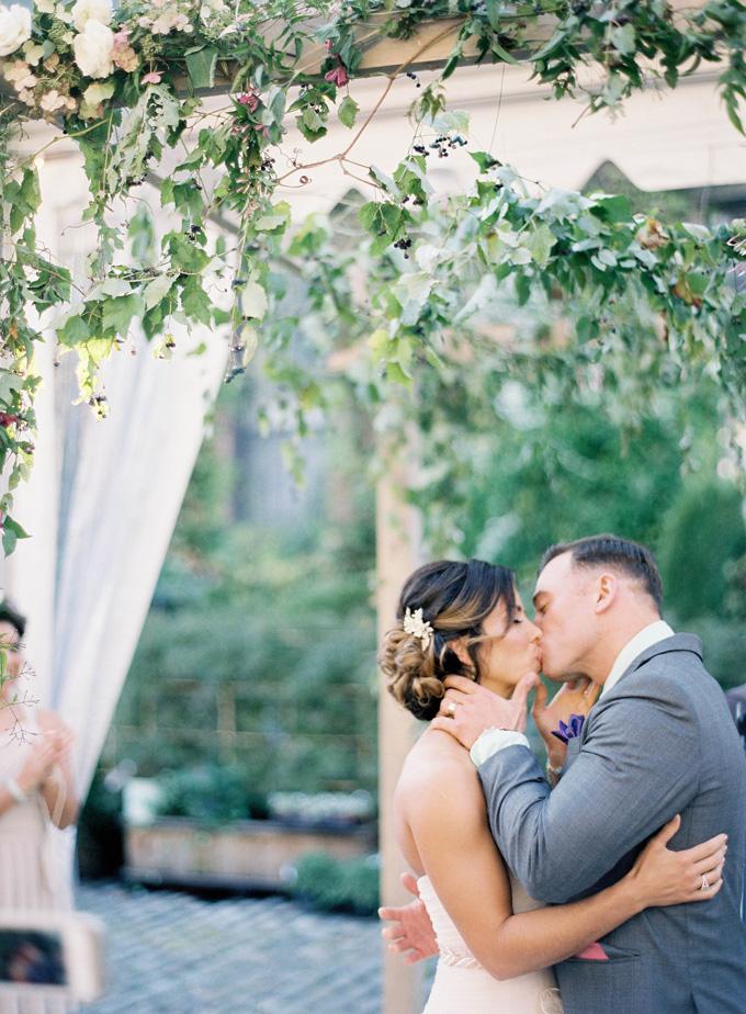 The Foundry Wedding Poppies & Posies4