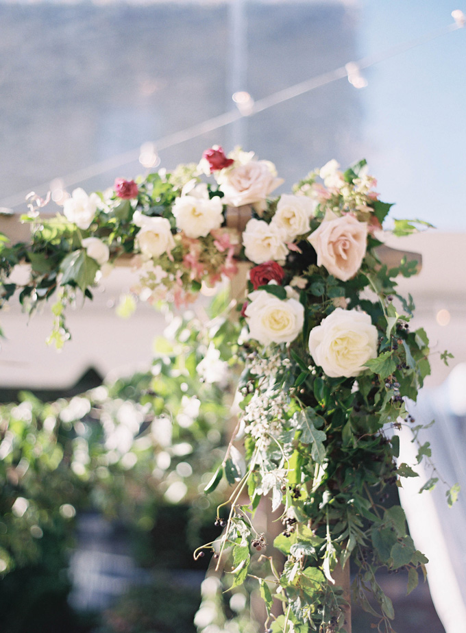 The Foundry Wedding Poppies & Posies5