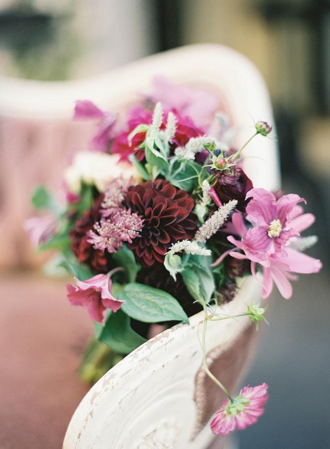 The Foundry Wedding Poppies & Posies7