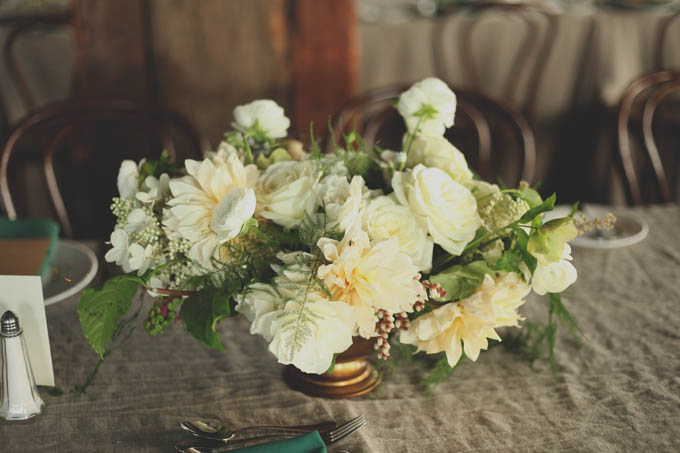 Poppies & Posies Floral Arrangement