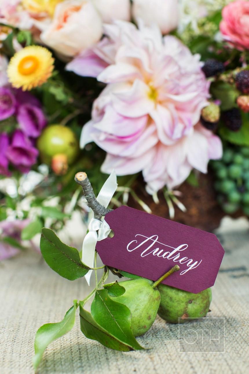 Meadowburn Farms wedding flowers new jersey garden