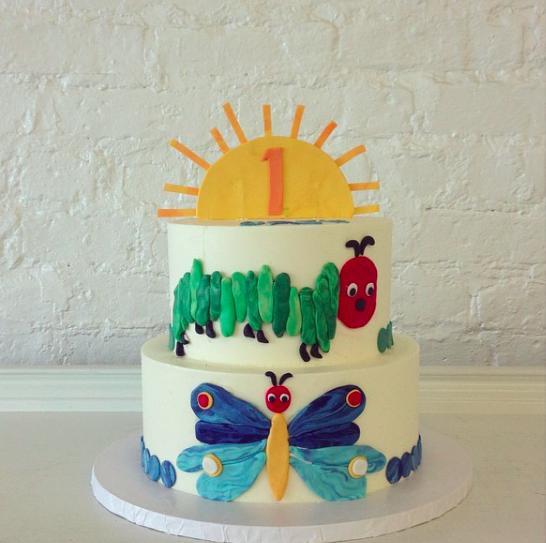 nine cakes, brooklyn, cake maker, wedding cake, dessert, cake, kids cake, hungry caterpillar